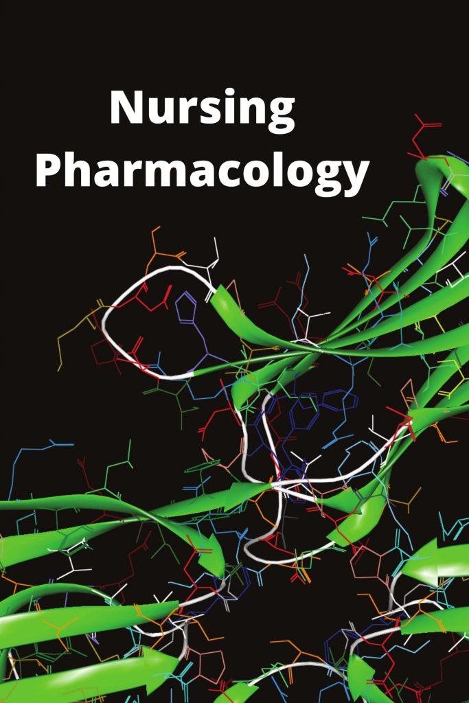 Nursing Pharmacology book cover